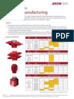 AXON 002 Pressure Products BOP Repair-Remanufacturing
