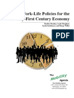 Work-Life Policies for the Twenty-First Century Economy