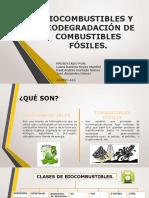 Biocombustibles y Biodegradación de Combustibles Fósiles (1)