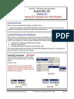 Autocad 3d Module 25 PDF