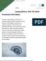 Information Processing Basics_