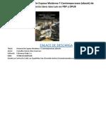 Historia de Espana Moderna Y Contemporanea (eBook) de Comellas Garcia Llera Jose Luis