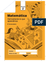 Http Www.perueduca.pe Recursosedu Cuadernillos Secundaria Matematica Proceso Cuadernillo Proceso2 Matematica 2do Grado