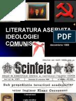 literaturaaservitaideologieicomuniste