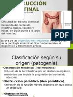 2 Obstrucción Intestinal Presentacion