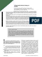 FPD Biomechanics