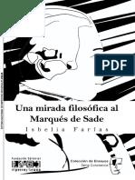 Farias - El Marquez de Sade