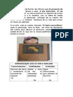 Proyecto Unidad 2 y Aprendizajes a Evaluarase2