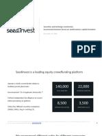 SeedInvest SEC Small Business Forum 2016
