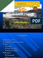 Barrick Misquichilca Lixiviacion Miguel Ramos