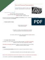[Português Concurso]_ Uso Anafórico Ou Catafórico Do Pronome Demonstrativo