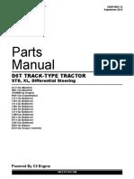 D6T - Partes, Direccion Diferencial 2010