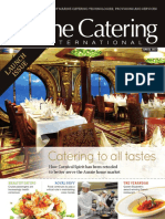 Marine Catering International April 2013