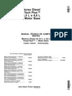 Manual Do Motor Portugues . j,d Power Tec 4.5 6.8