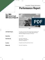 988G Perf Report