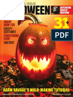 Make Special halloween issue 2016