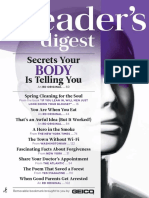 Readers Digest USA May 2016