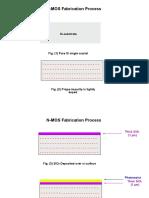 N-MOS Fabrication Process