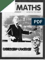 ปริศนามายากลทายไพ่ (MyMaths53)