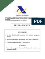 OEP2013 Especialidad AEAT Superior Sistemas y Informacion