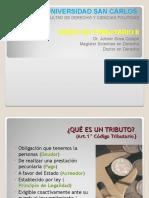 Derecho Tributario II 1 1ra Parte12016 II