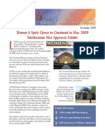 November 2008 Leadership Conference of Women Religious Newsletter
