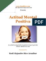 Actitud Mental Positiva