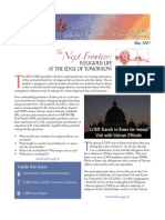 April 2007 Leadership Conference of Women Religious Newsletter
