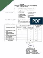 16. Peer Reviewer - Metode Pembuatan Biodiesel Berkualitas Tinggi Menggunakan Dua Tahap Transesterifikasi