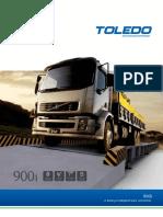 Balança Rodoviária 900i - Toledo