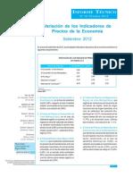 01-Informe de Precios Seriembre 2012