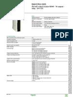 Schneider Plc Module Bmxdra1605