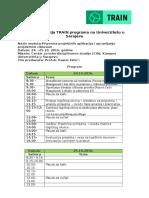 TRAIN Modul 3 Program Drugi Ciklus Adaptiran