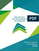 Brochure 2016 - Diplomados