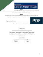 Toll Regulatory Board