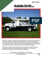 Mobile Drill b53 Manual Tecnico