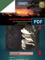 Micosis Profundas - Dr. Eduardo Matos