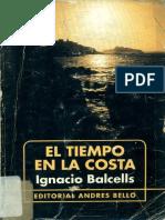 Balcells, Ignacio - El Tiempo en La Costa