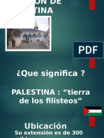 Religión de Palestina (1)