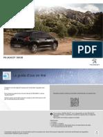 Peugeot 3008.2014 Guida d'Uso
