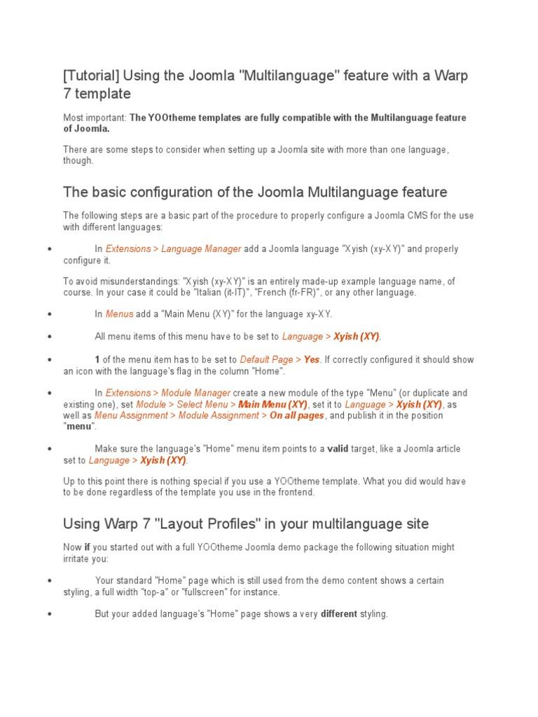 Nett Yootheme Vorlage Ideen - Entry Level Resume Vorlagen Sammlung ...