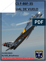 Manual de Vuelo DCS F-86F-35