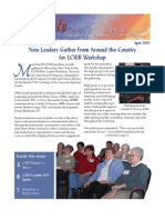 April 2005 Leadership Conference of Women Religious Newsletter