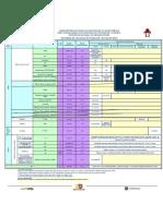 Esquema de Vacunas 2016 Actualización PAI - MSP