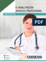 Temario Medicina 2016 - CEAACES