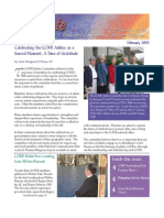 February 2005 Leadership Conference of Women Religious Newsletter