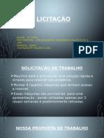 TRABALHO LICITAÇÃO CARLOS.pptx