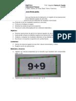 Secuencia Didáctica de Matemática.