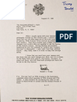 Donald Trump Letter to Koch re street vendors