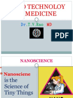 Nano Technoloy in Medicine